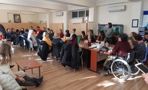 Engelli Öğrencilere Yaklaşım Konusu İlkokul Öğretmenleriyle Konuşuldu