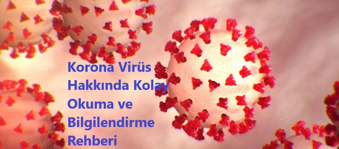 Korona Virüs Hakkında Kolay Okuma ve Bilgilendirme Rehberi